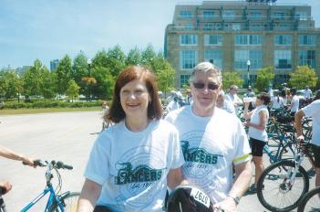 Bike Ride for Bike Safety