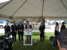 ION Sod Turning