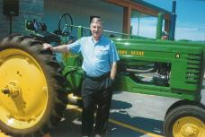 Opeing of the new John Deere Dealership