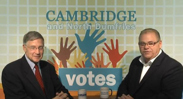 Cambridge Chamber Interview
